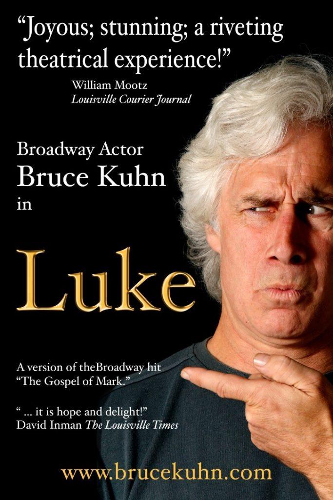 Bruce Kuhn presenterer Lukasevangeliet